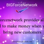 Big Force Network marketing blog blogging search google seo em power network
