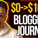 Blogging Journey - Building Backlinks (ep.4)