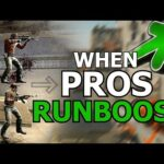 CS:GO - When Pros RUNBOOST ! (best run boosts)