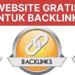 Cara Mencari Website Gratis Untuk Backlinks