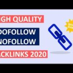 Create High Quality Dofollow BackLinks For Lyrics Website 2020 | Backlinks Kaise Banaye
