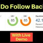 Do Follow Backlink From High DA Website Spam Free For All Niche