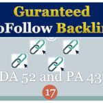 Free High Domain Authority (DA) DoFollow Backlink