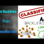 Get backlinks from classified ads || Free Backlinks from USA to rank your website