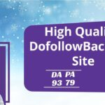 How To Create Dofollow Backlink & High Da Pa Sites
