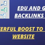 How To Find Edu And Gov Sites For Free Backlinks 2020 | High Authority Edu And Gov Backlinks List |