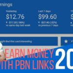 How to Earn Money from PBN - 500$/Day is Easy With Proof