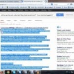 How to find site address for do follow backlink (drop my link)- IT Bari