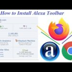 How to install Alexa toolbar and How to improve Website Ranking all our the world?