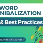 Keyword Cannibalization in SEO: How to Identify Keyword Cannibalization & Fix it - SPPC SEO #13