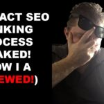 My Exact Local SEO Sites Ranking Process Leaked! (Now I A Screwed!) local seo expert