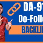 SEO Backlinks: DA-91 Do-Follow Backlink For Higher Rankings (Instant Approval)