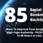Social Bookmarking Tool - Fiverr - Buy Quality Backlinks Packages