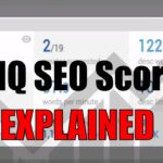 What is the vidIQ SEO Score? (and how to get more views)