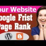 how to improve google search ranking Bangla Tutorial