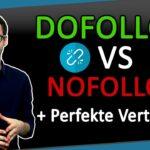 ᐅ Was Ist Der Unterschied Zwischen Nofollow Und Dofollow Backlinks [2019] +Perfektes Link Verhältnis