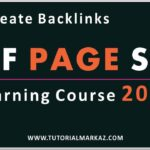 04 Off Page SEO BACKLINKS Course 2020 for Beginners by Mentor Online | Create nofollow backlinks