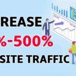 10 Easy Ways to Increase Website Traffic (FREE Methods)