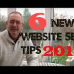 6 NEW website SEO tips for 2019. SEO to use NOW on your website...