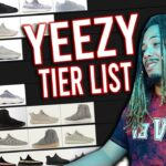 ADIDAS YEEZY TIER LIST ! RANKING ALL YEEZY BEST AND WORST
