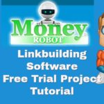 Build Backlinks with a Private Web2.0 Blog Network with Money Robot Free Trial