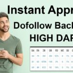 Create dofollow backlinks instant approval 2020  dofollow backlinks website