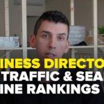 Digital Marketing Tips #004  - Business directories get traffic & search engine rankings