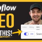 Do THIS for SEO on Webflow Sites | Step by Step Guide