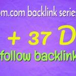 Dofollow 79 + 37 free backlinks: Backlink series 53