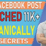 Facebook post Reached 11000 Organically | My Content Strategy | (in Hindi)