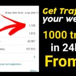 Get Traffic By Ranking Your Website #1 On Google In Few  Weeks In Hindi