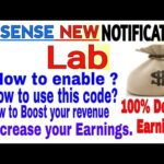 Google Adsense New Notification Lab | How to enable Adsense labs and boost adsense revenue ?