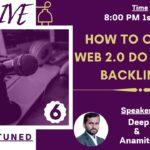 How to Create Web 2 0 Do Follow Backlinks
