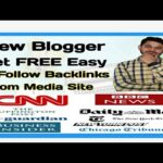 How to Get FREE Backlinks from Media Sites using HARO -100% FREE