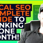 Local SEO Complete Guide To Ranking in One Month!