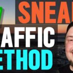 New Traffic Method: Stealthy Way To  Double Up Your Web Traffic