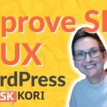 Quick Tip to Improve SEO & UX on WordPress ✅