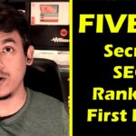 Secret seo fiverr - Rank on first page in one minute