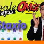 Staxio Google Drive Stacks