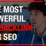 The Most Powerful #1 Backlink for SEO - Hernan Vazquez