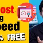 Website Speed Optimization : Boost Your Blog Speed 100% FREE With Cloudflare : Blogging