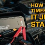 iOnBoost v10 Jump Starter - How Many Times Will it Start My Rig?