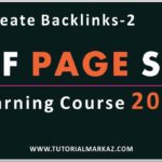 05 Off Page SEO BACKLINKS Course 2020 for Beginners Mentor Online | Create Dofollow Backlinks Urdu