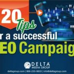 20 Tips For a Successful SEO Campaign - Webinar