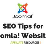 3 SEO Tips for Joomla Websites