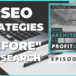 "5 Tips to improve your #architecture firm's website SEO ""BEFORE the search"""