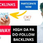 900+ High Quality Dofollow Backlinks Giveaway | Create Dofollow Backlinks | Make Dofollow Backlinks|