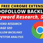 Best Chrome Extensions For Keyword Research, Dofollow Backlinks, SEO and Competitor Analysis [2020]