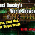 Boost Sneaky's World Showcase | Terraria Xbox 360 1.2 Items, Unique Tree House