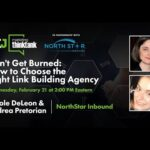 Don't Get Burned: How to Choose the Right Link Building Agency